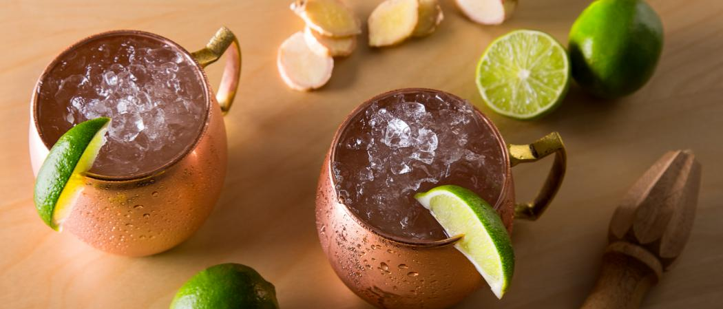 Moscow Mule | The Cocktail Project