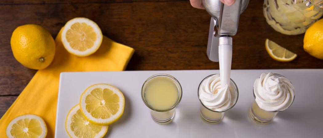 Ooh La La Lemon | The Cocktail Project