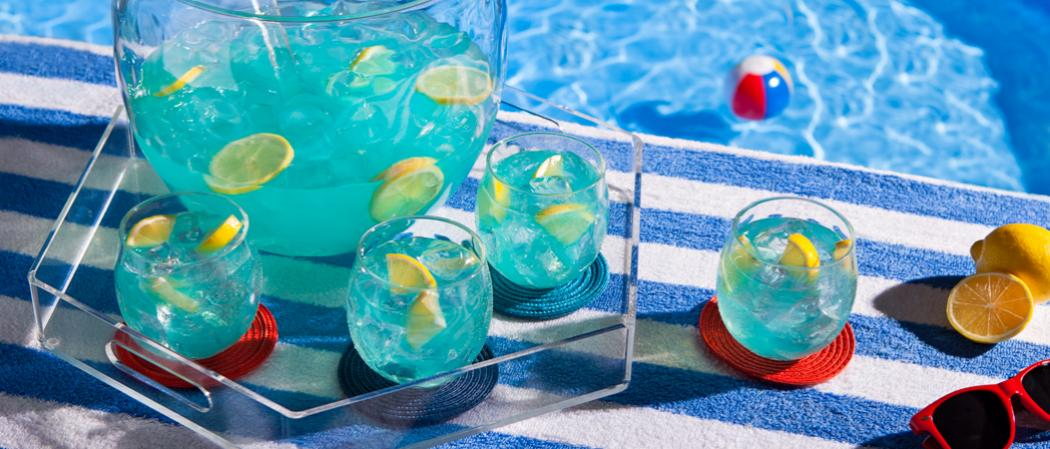 Pool Party Punch | The Cocktail Project