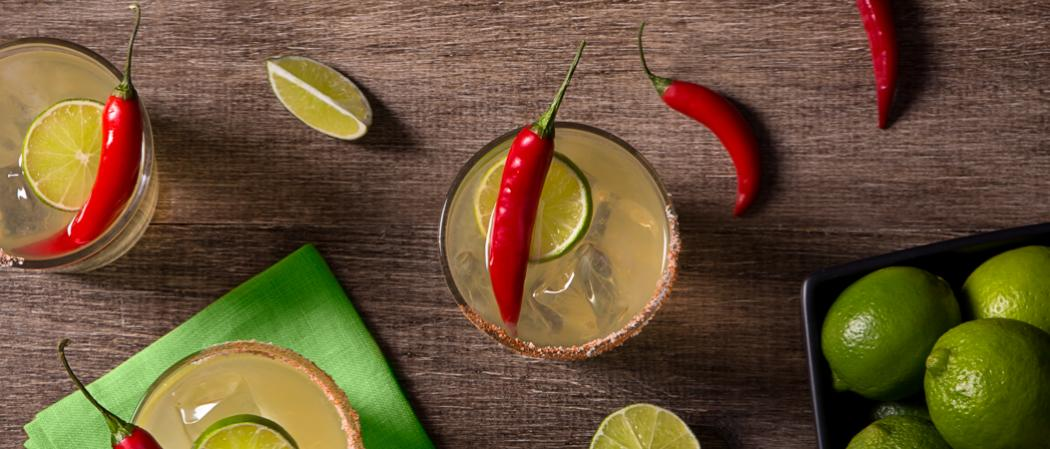 Samba Margarita | The Cocktail Project