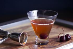 Play Video: How To Make A Jim Beam Black® Manhattan