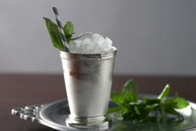 Play Video: How To Make A Maker's Mark® Mint Julep