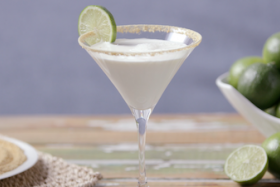 Play Video: How to make a Key Lime Pie Martini