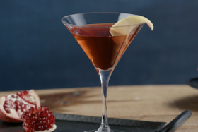 Play Video: How To Make A Pomegranate Martini