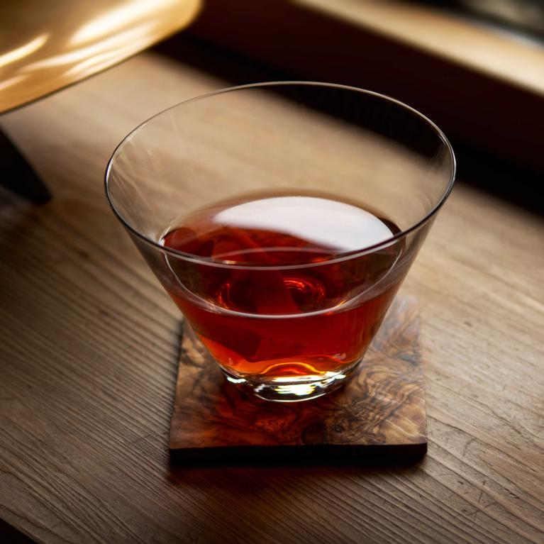 Basil Hayden's® Classic Manhattan | The Cocktail Project