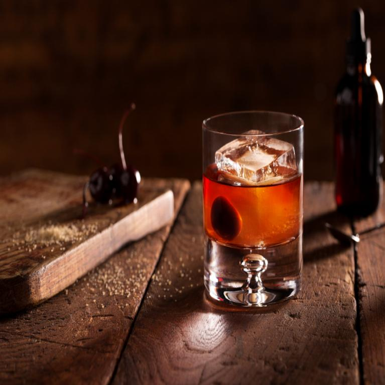 Classic Old Fashioned | The Cocktail Project