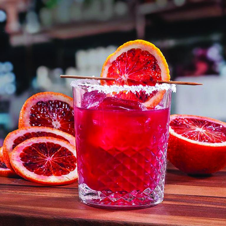 Red, Red, Rita | The Cocktail Project