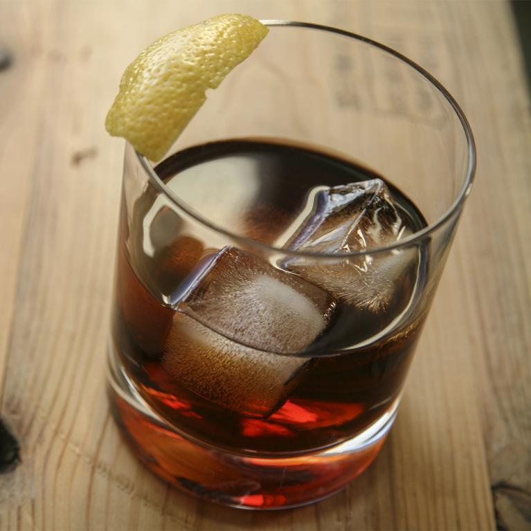 Black Russian | The Cocktail Project