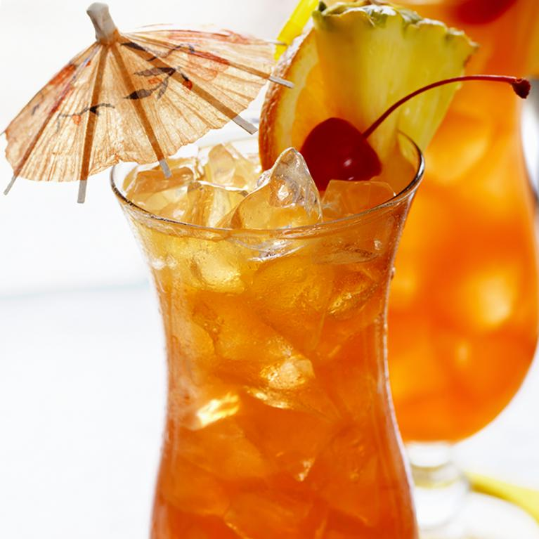 Passion Punch | The Cocktail Project