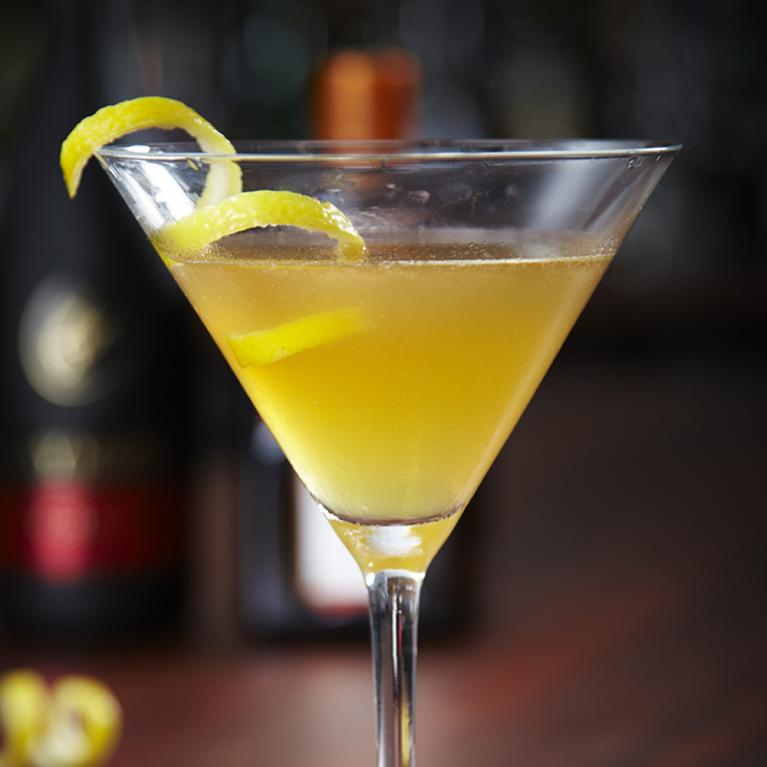 Cruzan® Sidecar | The Cocktail Project