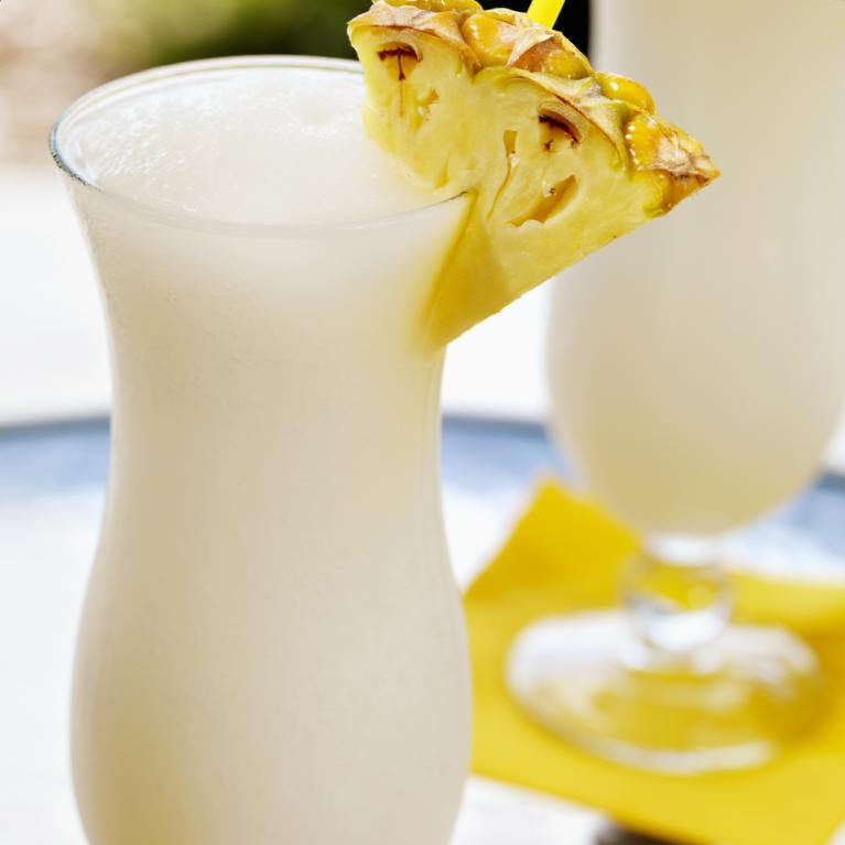 Apple Colada | The Cocktail Project