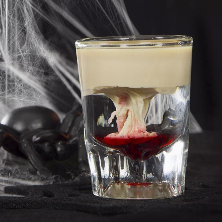 Brain Hemorrhage | The Cocktail Project
