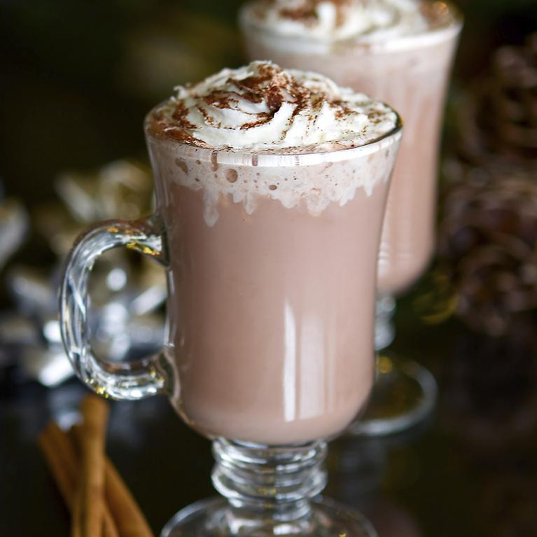 Spicy Hot Chocolate | The Cocktail Project
