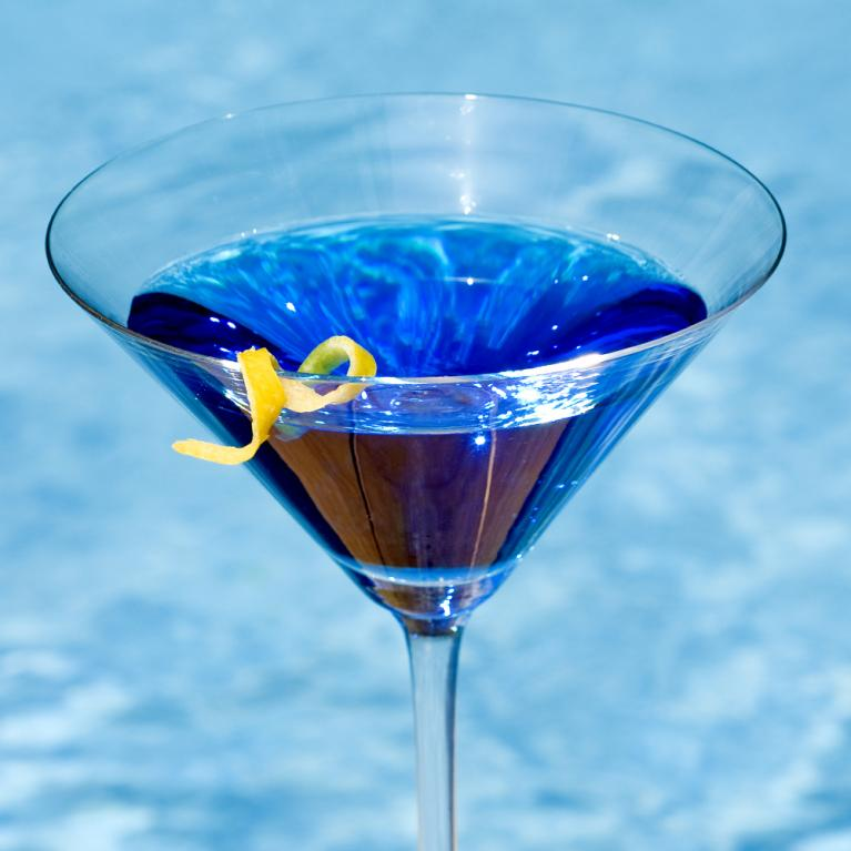 Blue Curacao Drink Recipes
