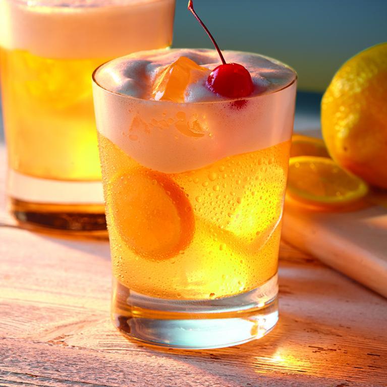 Bourbon Sour | The Cocktail Project