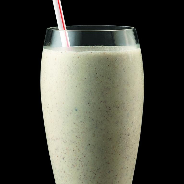 Bourbon Butter Pecan Milkshake | The Cocktail Project