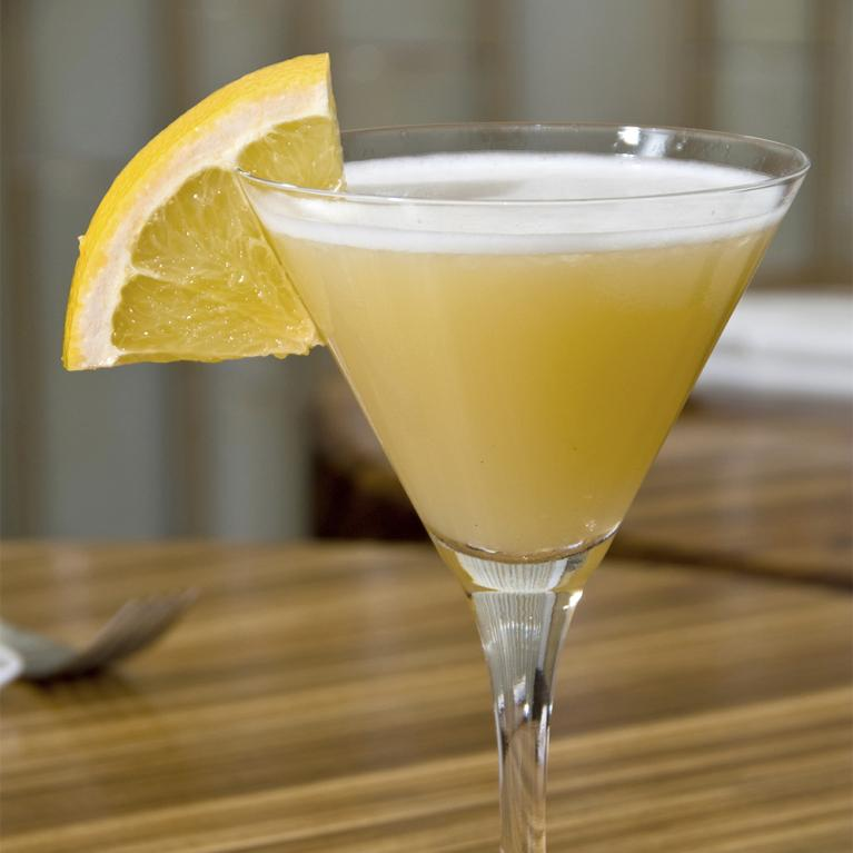 Orange Cream Martini | The Cocktail Project