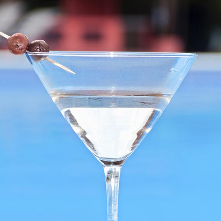 Sunset Martini | The Cocktail Project
