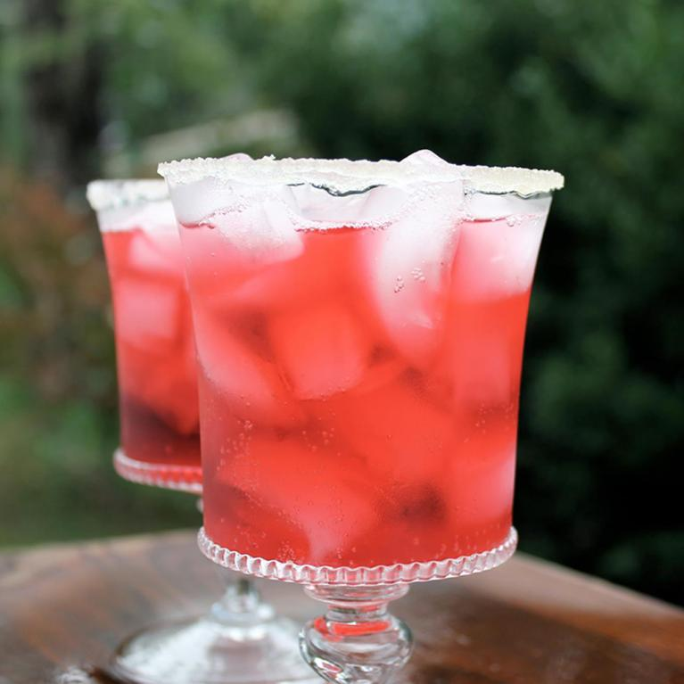 Candy Apple Margarita | The Cocktail Project