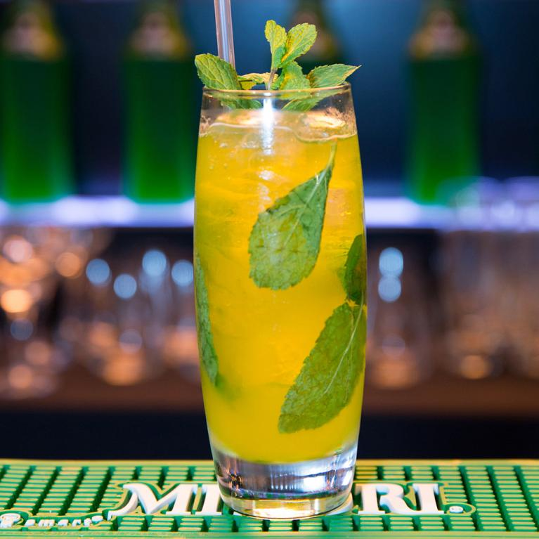Midori® Jim and Ginger | The Cocktail Project